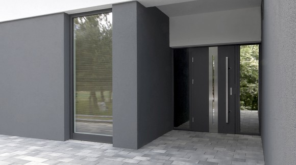 Naświetla drzwiowe - skuteczny sposób na rozjaśnienie wnętrza
