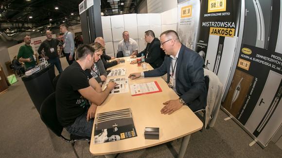 Targi VOX Warszawa 2019 - Drzwi zewnętrzne SETTO