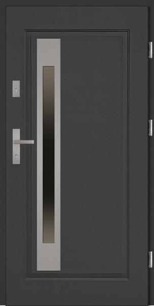 Drzwi stalowe Fabio Uno 68