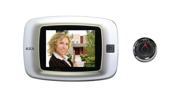 Wizjer do drzwi w wersji tradycyjnej i elektronicznej
